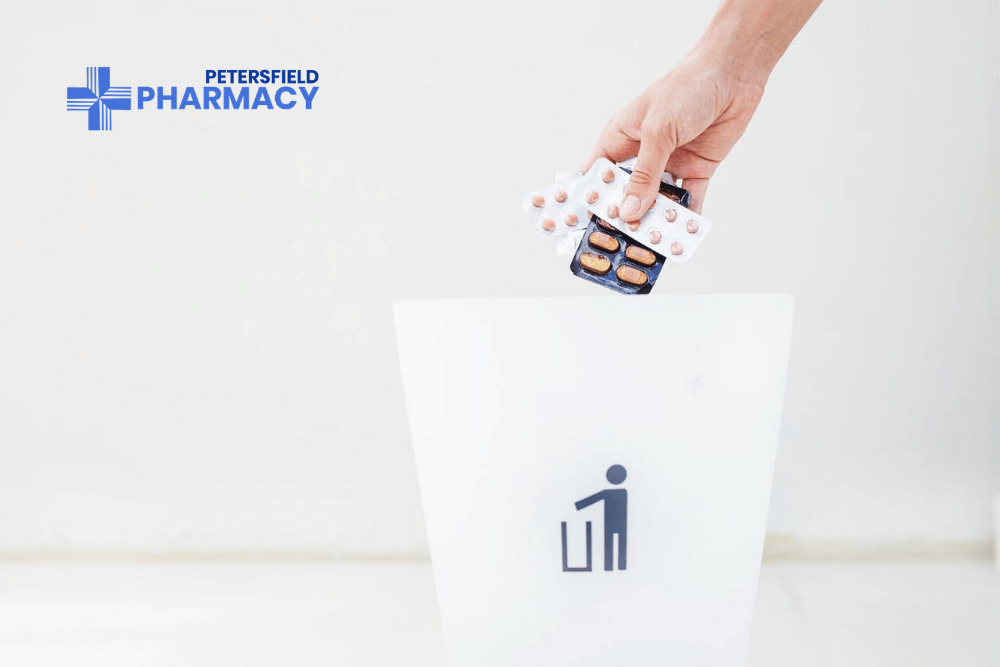 Unwanted Medicines Disposal Petersfield Pharmacy